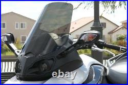 NEW 2007-2021Can Am Spyder RS & GS 19.5 Tinted Shorty WIndshield