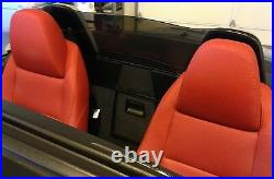 NEW BMW Z4 2009+ E89 Windscreen Accessories Wind Deflector Blocker Smoked Tinted