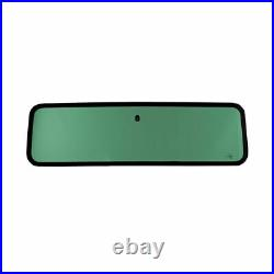 New DOT Compliant Front Green Tinted Windshield Glass For Jeep Wrangler YJ 87-95