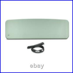 New Green Tinted Windshield Glass with Cowl Seal Kit For Jeep CJ5 1976-1983