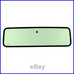 New Green Tinted Windshield Glass with Seals Kit For Jeep Wrangler YJ 1987-1995