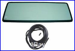 New Tinted Windshield Glass with 3 Pcs Seal Kit For Jeep Wrangler YJ 1987-1995
