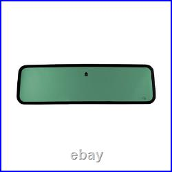 New Windshield Replacement Green Tinted Glass For Jeep Wrangler YJ 1987-1995