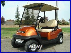 PMC's Club Car Onward Tempo Precedent Golf Cart TINTED Flip Down Windshield