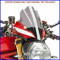 Puig Ducati Monster 821 1200 Sport Touring Screen Light Tint
