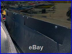 RZR 900 Rear Tinted Window, Windshield, 2015-2020 Panel Polaris XC, TRAIL, SPORT