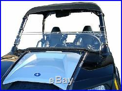 RZR FULL-SPLIT/UPPER WithS WithTint LOWER HALF 800 570 900 (Doesn't fit 2015+ 900)