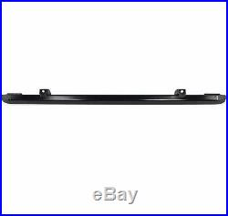 Rampage Frameless Tinted Soft Top & Header Channel For 97-06 Jeep Wrangler TJ