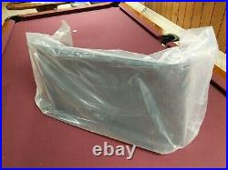 Ranger Bass Boat Windshield 29 W x 14 H Tinted Starboard Commanche 80-90s NOS