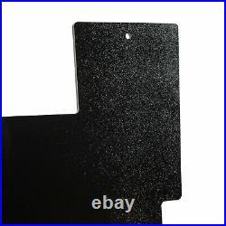 Rear Windshield WIndow Dark Tint Polycarbonate For Polaris RZR XP 1000, TURBO