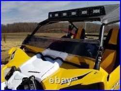 SPIKE Dark Tinted Half Windshield Yamaha YXZ 1000R 2016-18