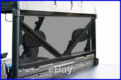SPIKE Tinted Rear Windshield Panel Polaris Ranger Full Size XP1000 900 570 13-20