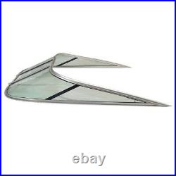 Sea Ray Boat 3 Piece Windshield Taylor Made 89 x 78 Inch Green Tint