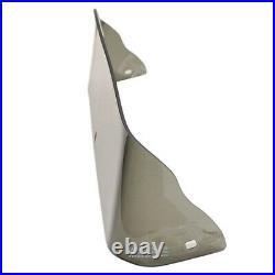 Standard Boat Plexiglass Windshield 33 1/8 Inch Green Tinted