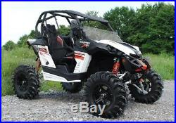 Super ATV Can-Am Maverick 1000 Half Windshield Tinted