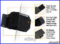 SuperATV Can-Am Maverick X3 (64 or 72 Body) Half Windshield Dark Tint