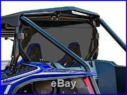SuperATV Dark Tint Rear Windshield for Honda Talon 1000R / 1000X (2019+)