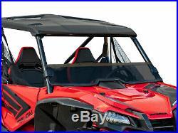 SuperATV Half Windshield for Honda Talon 1000R / 1000X (2019+) Dark Tint
