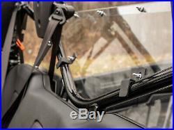 SuperATV Light Tint Rear Windshield for Honda Pioneer 1000 (2016+)
