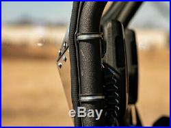 SuperATV Lightly Tinted Heavy Duty Rear Windshield for Yamaha Viking VI (2015+)