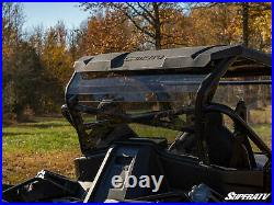 SuperATV Tinted Rear Windshield for CFMOTO ZForce 950 (2020+)