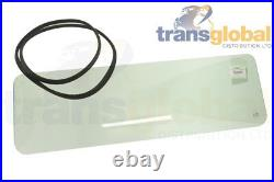 Tinted Unheated Windscreen & Rubber Seal for Land Rover Defender LR042725