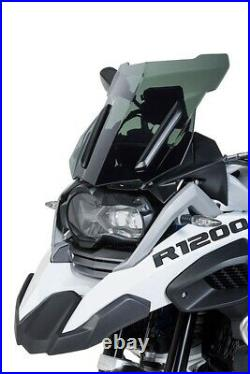 Touratech Windshield S Tinted For BMW R1250GS + Adventure R1200GS (LC) + Adventu
