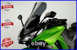 Touring Screen Dark Windshield Windscreen Kawasaki Z 1000 Sx 2011-2016 11 Tints