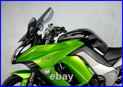 Touring Screen Smoked Windshield Windscreen Kawasaki Z 1000 Sx 2011-2016 11tints