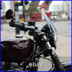 Triumph Bobber Dart Classic Flyscreen in Dark Tint