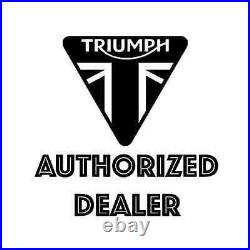 Triumph Motorcycles Dark Tinted Short Flyscreen A9708151