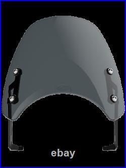 Triumph Street Scrambler Dart Classic Flyscreen in Dark Tint
