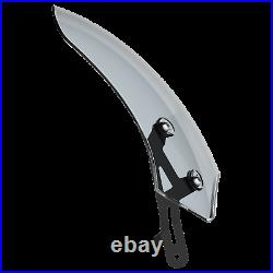 Triumph Street Scrambler Dart Marlin Flyscreen in Light Tint