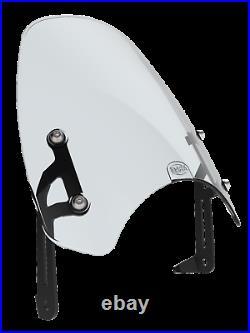Triumph Street Twin Dart Classic Flyscreen in Light Tint