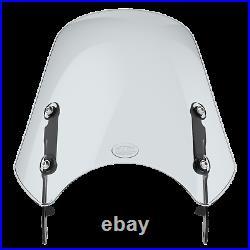 Triumph T120 Dart Marlin Flyscreen in Light Tint