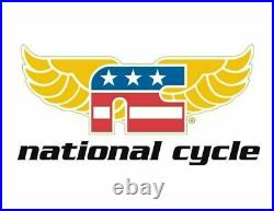 Victory Cross Country Fairing Mount V-Stream Windscreen Dark Tint National Cyc