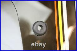 Vintage Lucite Slip Stream SS-20 Sport Fairing Windshield 80's Pin Stripe P2779