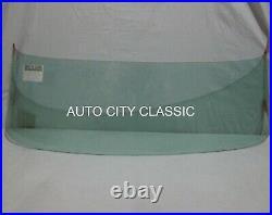 Windshield Glass 1955 1956 Dodge Plymouth Coupe Sedan Post Suburban Green Tint