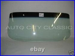 Windshield Glass 1961 1962 Chev Pontiac Bubble Top Sedan and Wagon Tint Shade