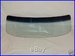 Windshield Glass 1pc Green Tinted Shade Band 1949 1950 Oldsmobile Convertible