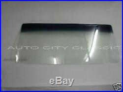 Windshield Glass Tint Shade Chevy Nova 2dr Coupe withAntenna 1970 71 72 73 74