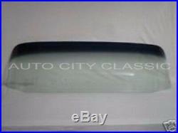 Windshield Glass Tint Shade + Gasket Chevy GMC Pickup Truck 1960 1961 1962 1963