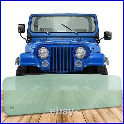 Windshield Glass Tinted Front For 1976-1986 Jeep CJ5 CJ7 CJ8-Scrambler