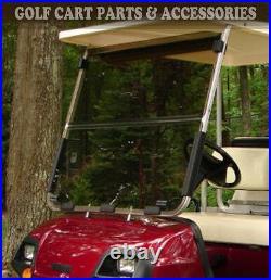Yamaha G14 G16 G19 Tinted Windshield 1995-2003 High Quality Golf Cart Part