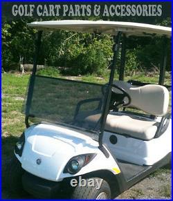 Yamaha G29 DRIVE Tinted Golf Cart Windshield Folding (2007-2016) High Quality