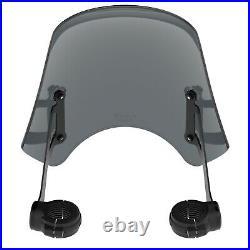 Yamaha XV950 Bolt / SCR950 Dart Marlin Flyscreen in Dark Tint